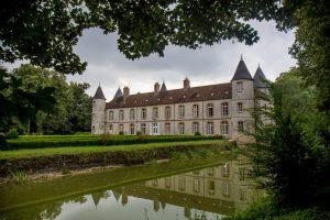 Château de Beaulieu à Pécy