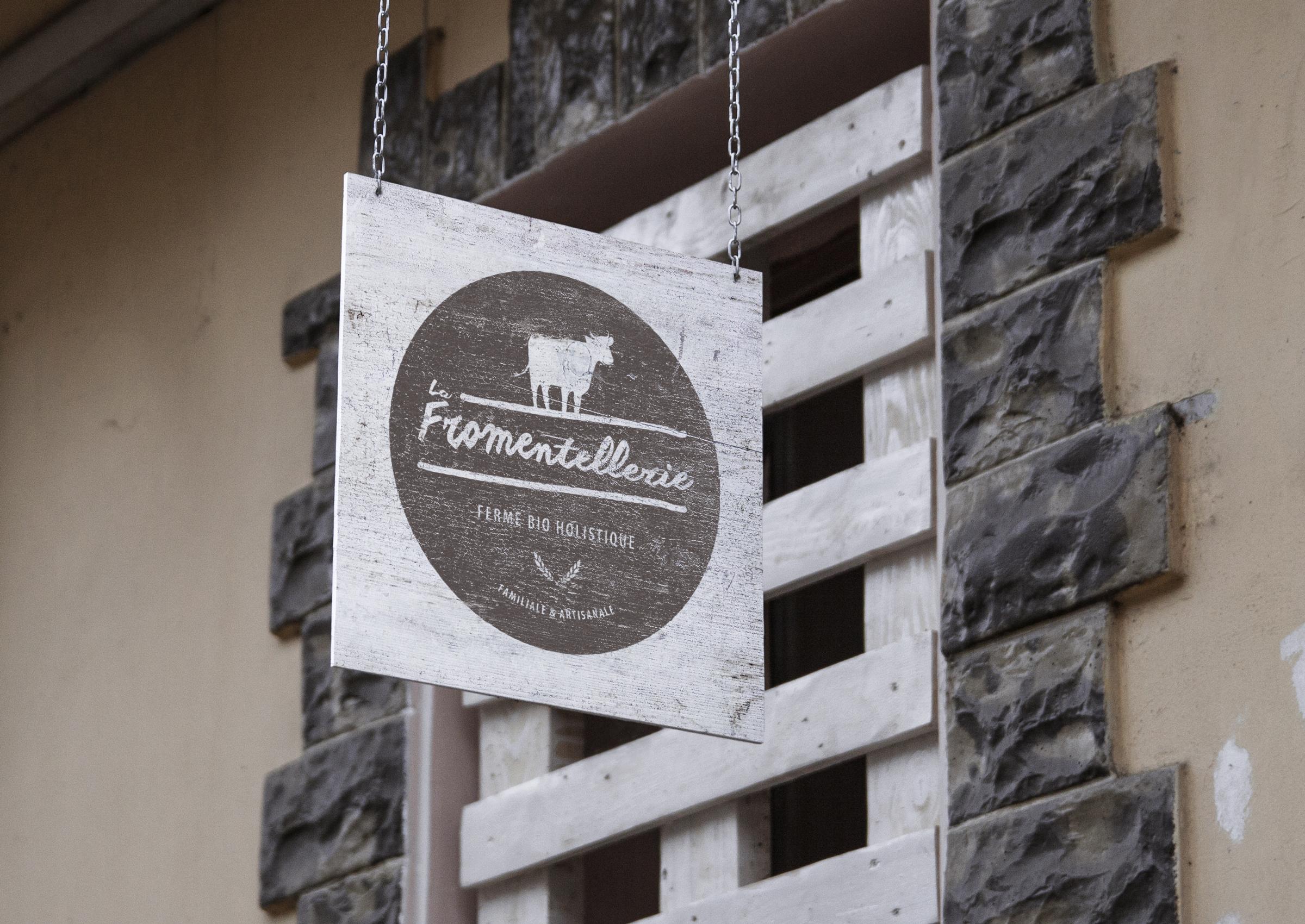 Magasin La Fromentellerie à la ferme du Domaine de Beaulieu - Ventes de produits fermiers à Pécy
