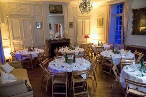 2è salon château configuration dîner