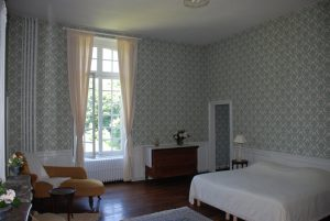 Chambre nuptiale Château de Beaulieu