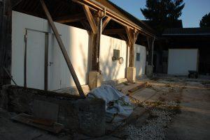 Atelier de transformation de produits laitiers