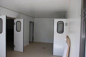 Salle de fabrication produits laitiers La Fromentellerie